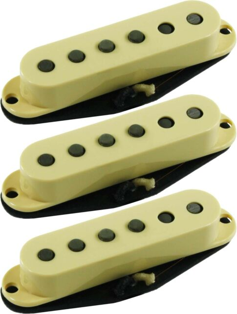 Seymour Duncan APS1 Alnico II Pro Stag Stratocaster CSET Calibrated Set New JRR