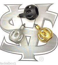 Van Staal Power Grip Handle Knob VS100-150 in SILVER