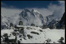 697032 ALPINI montagne Nepal A4 FOTO STAMPA