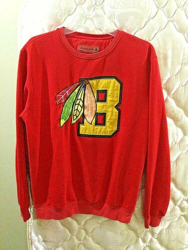 Black Pyramid Sweatshirt Sweater Red Letterman Pat