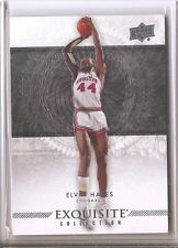2013-14 UD EXQUISITE BASKETBALL ELVIN HAYES COUGARS ROCKETS  5/75