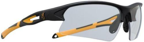 Browning On-Point Black/Gold Shooting Glasses