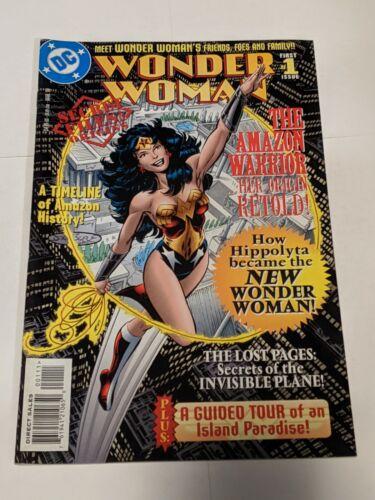 Wonder Woman Annual #5 1996 DC Comics Byrne Cockrum Breyfogle