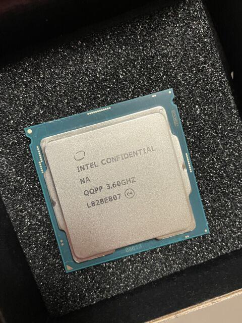 Intel Core i9-9900K Processor - ES