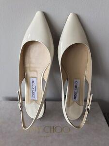 NIB $550 Jimmy Choo Erin Patent Leather
