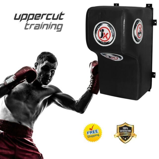 Uppercut Seat Wall pad Punch Bag MMA Boxing Training Strike Kick Fighting pad