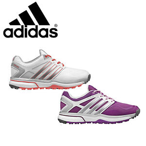 Adidas Womens W Adipower S Boost Ladies Spikeless Golf Shoes - New ... fdeb815c63