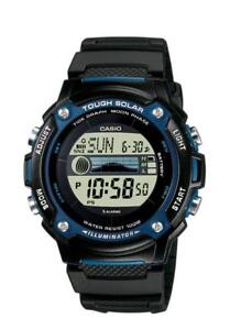Casio-Collection-Solar-Herrenuhr-W-S210H-1AVEF-Digital-Schwarz