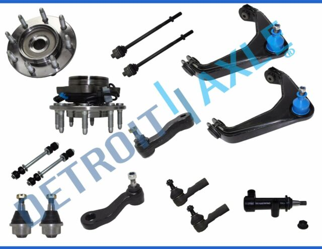 2X FRONT UPPER CONTROL ARM /& BALL JOINT ASSEMBLY KIT K620054