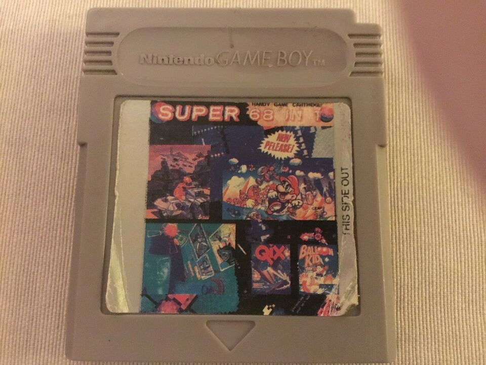 Nintendo Gameboy advance, Gameboy , Rimelig