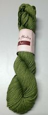 LOUISA HARDING JESSE YARN -Shade Green -5x50g HANKS £17.50
