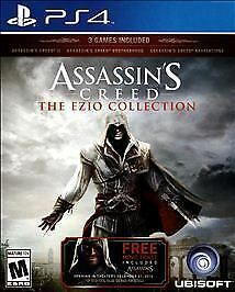 Assassin S Creed The Ezio Collection Sony Playstation 4 2016