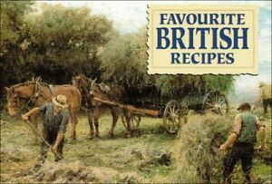 Very-Good-1846401070-Paperback-Favourite-British-Recipes-Traditional-Dishes-fro
