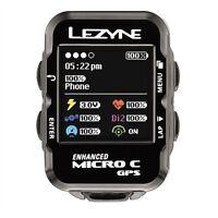 Lezyne - Micro Colour Navigate Gps Bike Computer Loaded Bundle