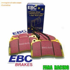 EBC-DP42155R Pastiglie Anteriori YellowStuff BMW SERIE 1 - SERIE 2