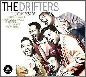 The-Drifters-The-Very-Best-Of-2014-NEW-2CD