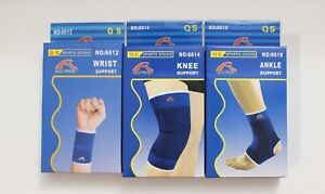 Qs Sports Goods Package of 2 Knee Supports
