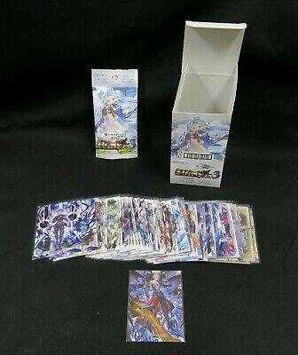 Fullmetal Alchemist Clear Card Collection Gum Complete Set 55+1 Cards Ensky JP