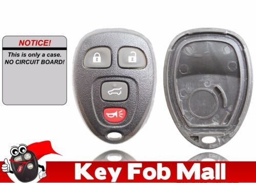 NEW Keyless Entry Key Fob Remote REPAIR CASE ONLY For a 2011 Chevrolet Traverse