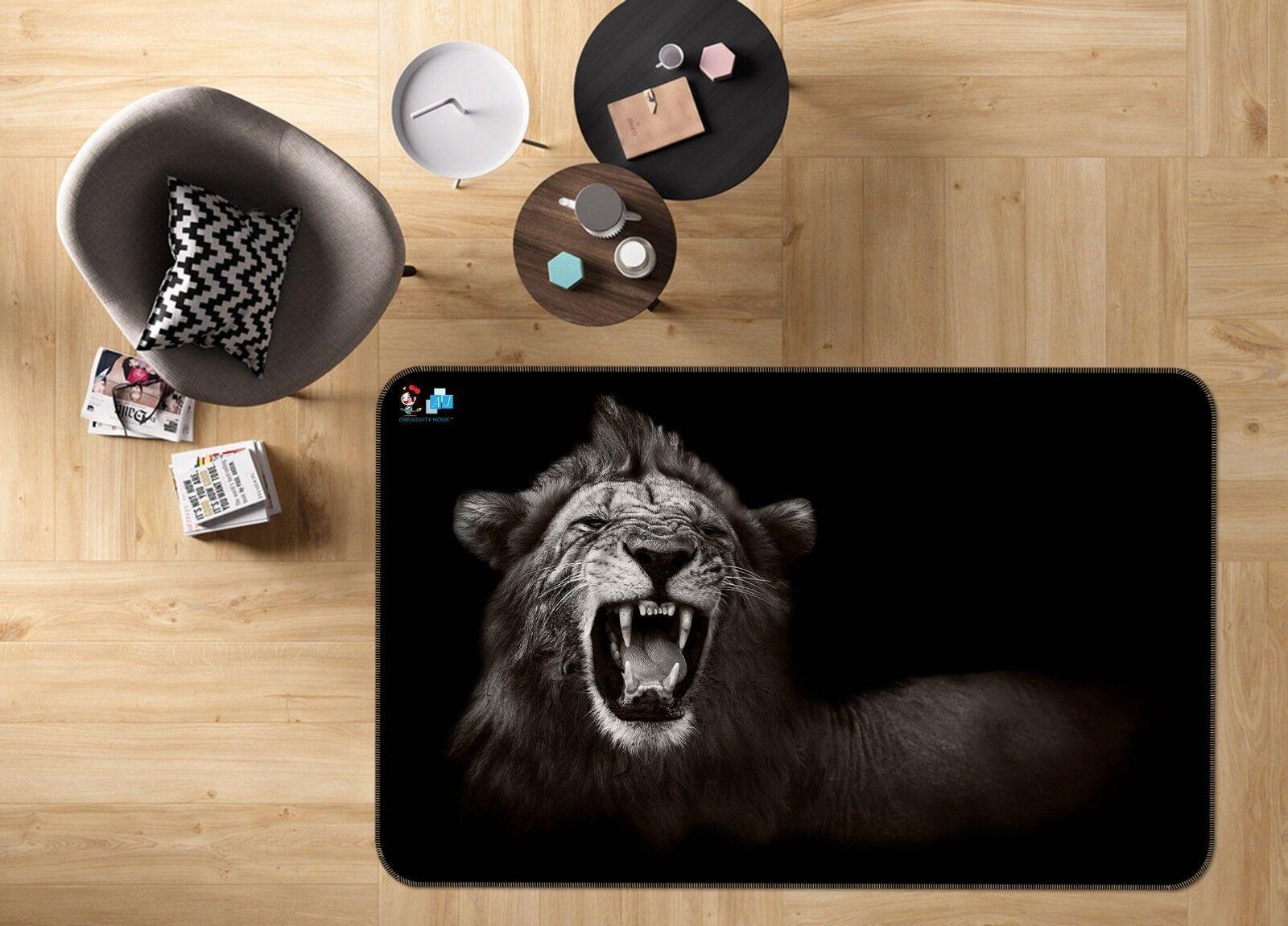 3D Animal 110 Non Slip Rug Mat Room Mat Quality Elegant Photo Carpet UK Summer