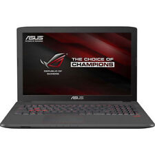 ASUS GL552VW-DH71 15.6in. (1TB, Intel Core i7 6th Gen., 2.6GHz, 16GB) Notebook/Laptop - Metallic - GL552VWDH71