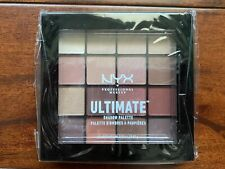 2 NYX Cosmetics Ultimate Shadow Palette Usp03 Warm Neutrals