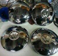4 Lug Vw Volkswagen Bug Super Beetle Karmann Ghia Type 3 T3 Fastback Hubcap Empi