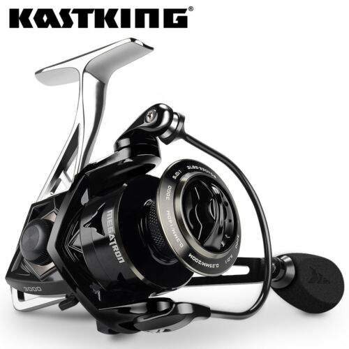 KastKing MegaTron Spinning Reel Saltwater /& Freshwater 39.5 LB Drag Lure Reel
