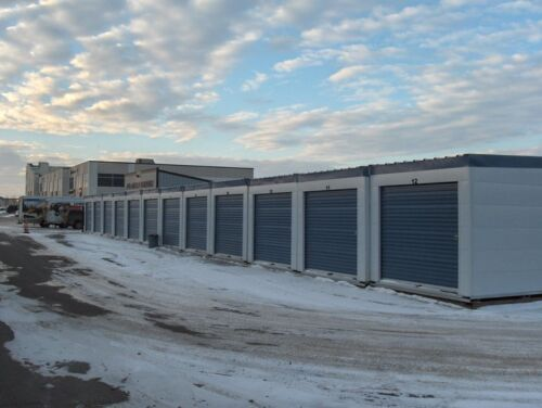 DuroSTEEL JANUS 4/'x7/' Self Storage 650 Series Metal Roll-up Door /& Hdwe DiRECT