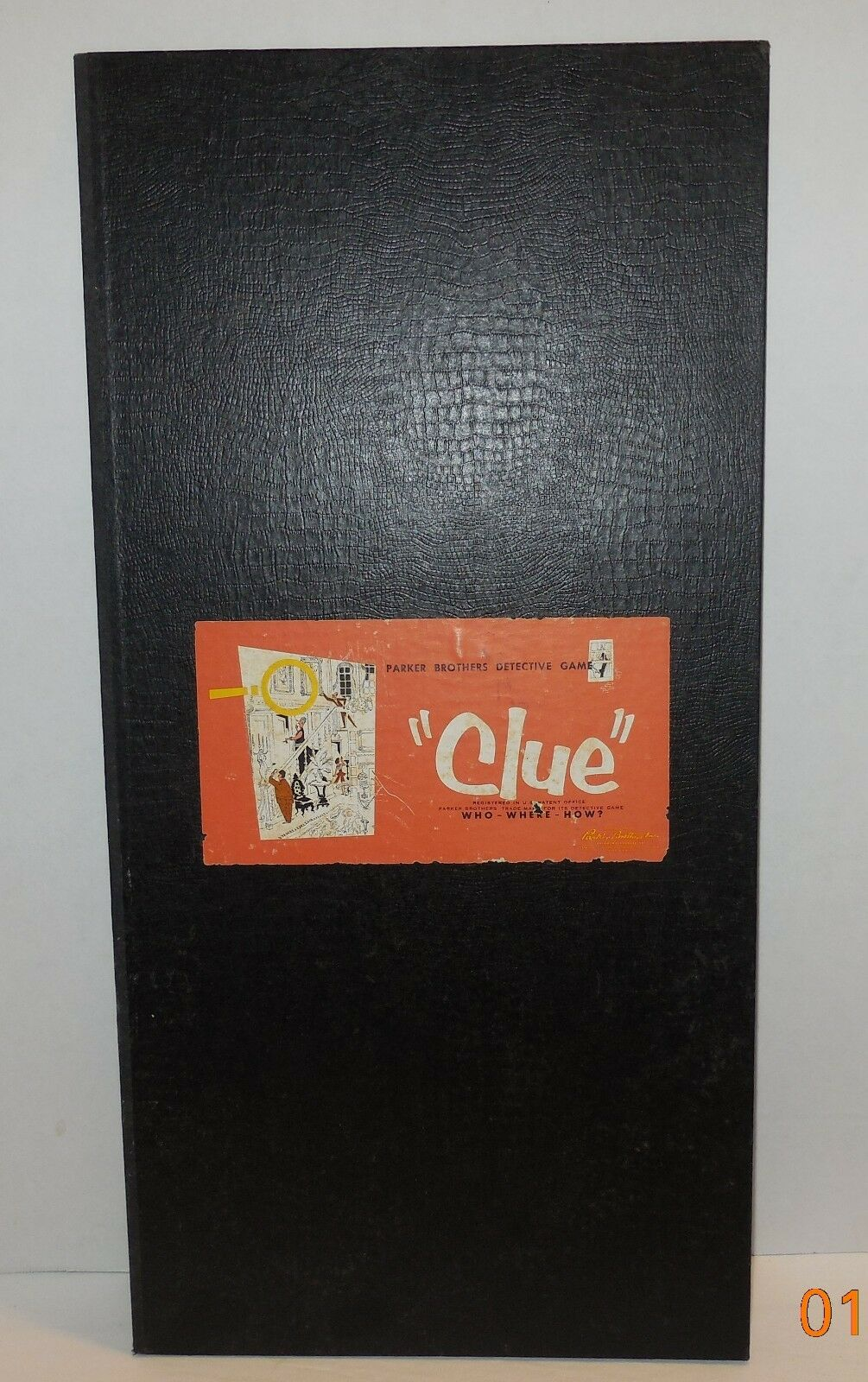 1949 CLUE Replacement Game Board Parker Bredhers
