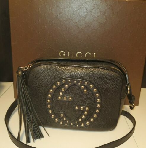 Gucci Studded Disco