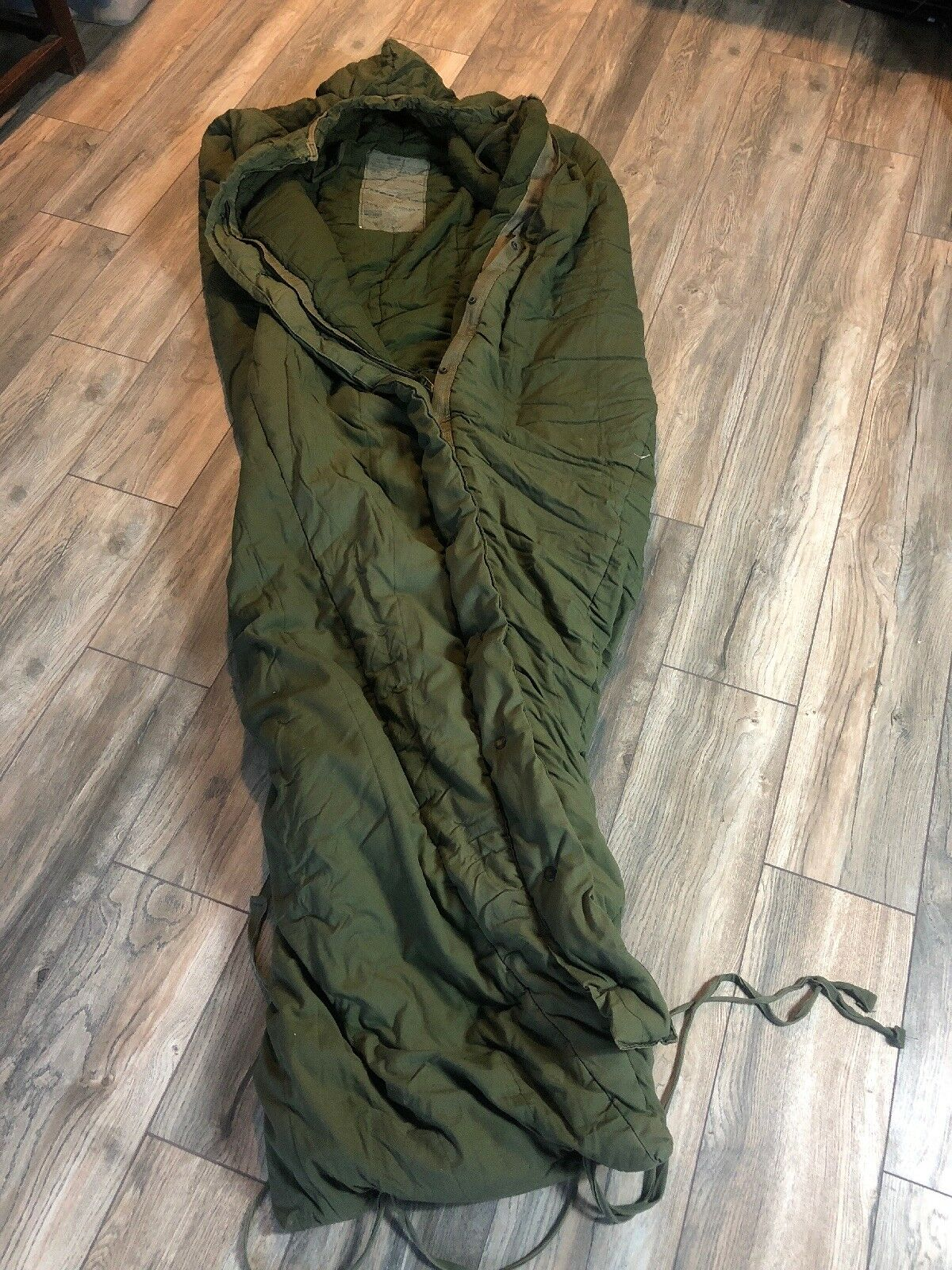 US Army Sleeping  bag intermediate cold weather  excellent Condition  top brands sell cheap