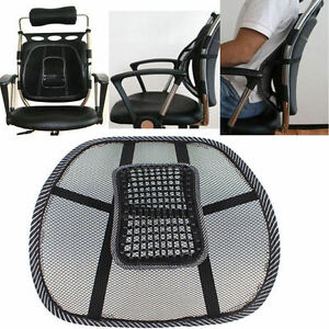 Image Is Loading Car Sit Right Comfort Mesh Office Chair Seat