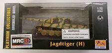 Easy Model MRC 1/72 German Jagdtiger Henschel Tank # 301 Model Built Up 36108