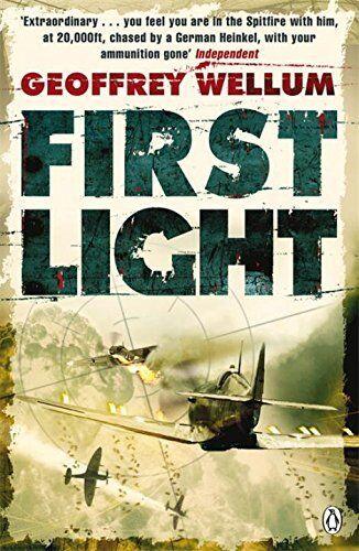 1 of 1 - First Light (Penguin World War II Collection), Wellum, Geoffrey 0141042753