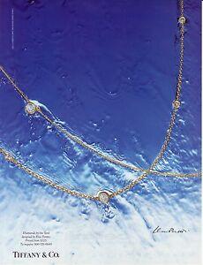 Image Is Loading 1991 TIFFANY Amp CO JEWELRY ELSA PERETTI Diamonds