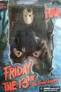 Mezco Cinema Of Fear Vendredi La 13ème Finale Chapitre 10 Mezco Cinema Of Fear Friday The 13th Final Chapter 10
