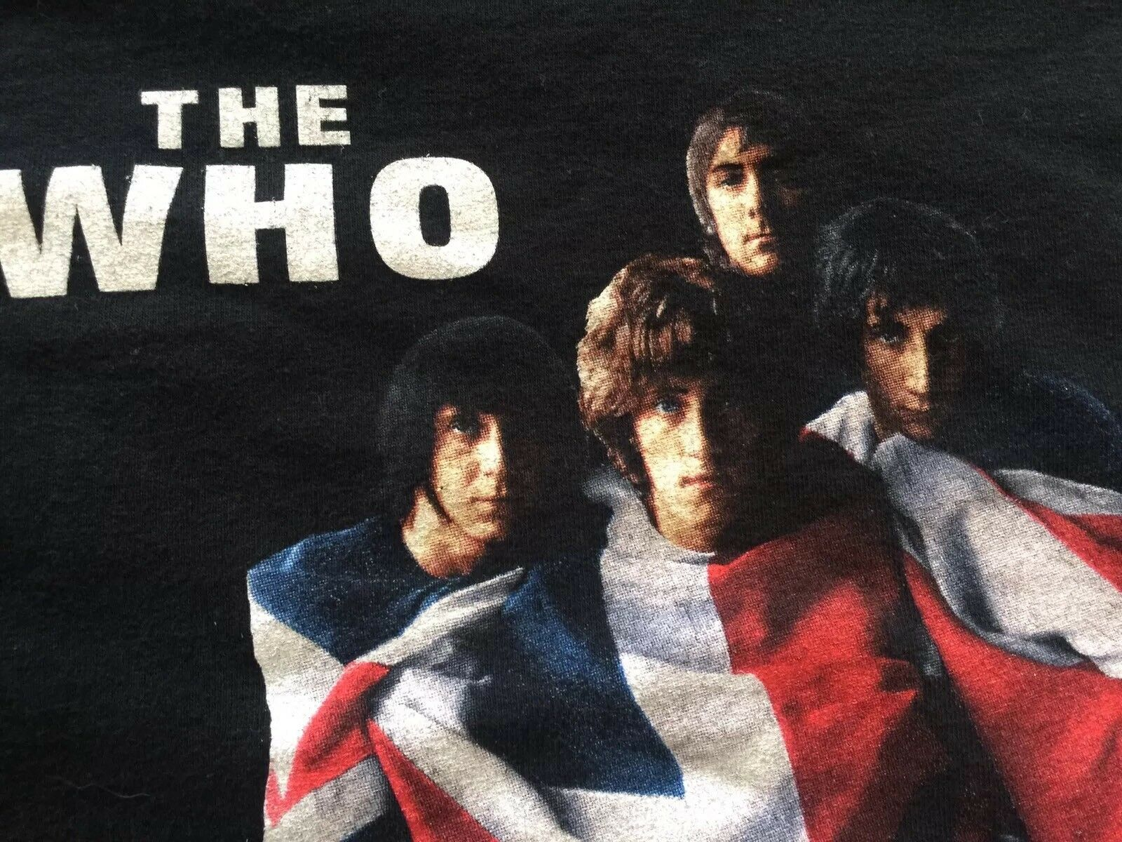 TRUE VTG.THE WHO BBC SESSIONS 1996 PROMO Keith, R… - image 1