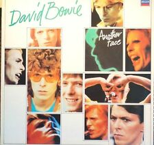 Rare David Bowie Another Face LP Decca 1981 14 Track EX TAB17 ffss Hi  Quality