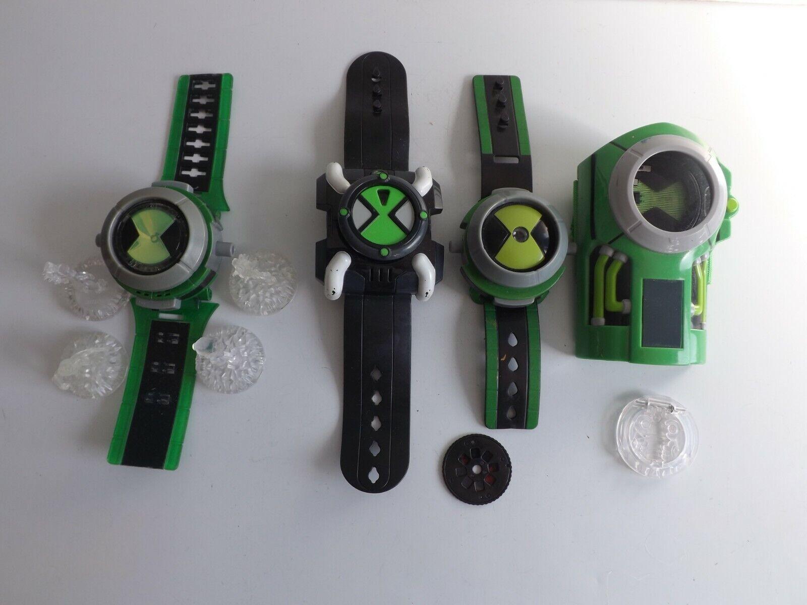 Ben 10 Alien Force Ultimate Alien Omnitrix FX Watch BEN TEN WATCHES BUNDLE