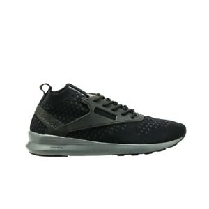 5a5a3e76220644 Reebok Zoku Runner Ultraknit Is (BLACK ALLOY) Men s Shoes BD4178