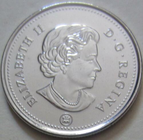 UNC Fifty Cent 2016 Canada Half Dollar Coin