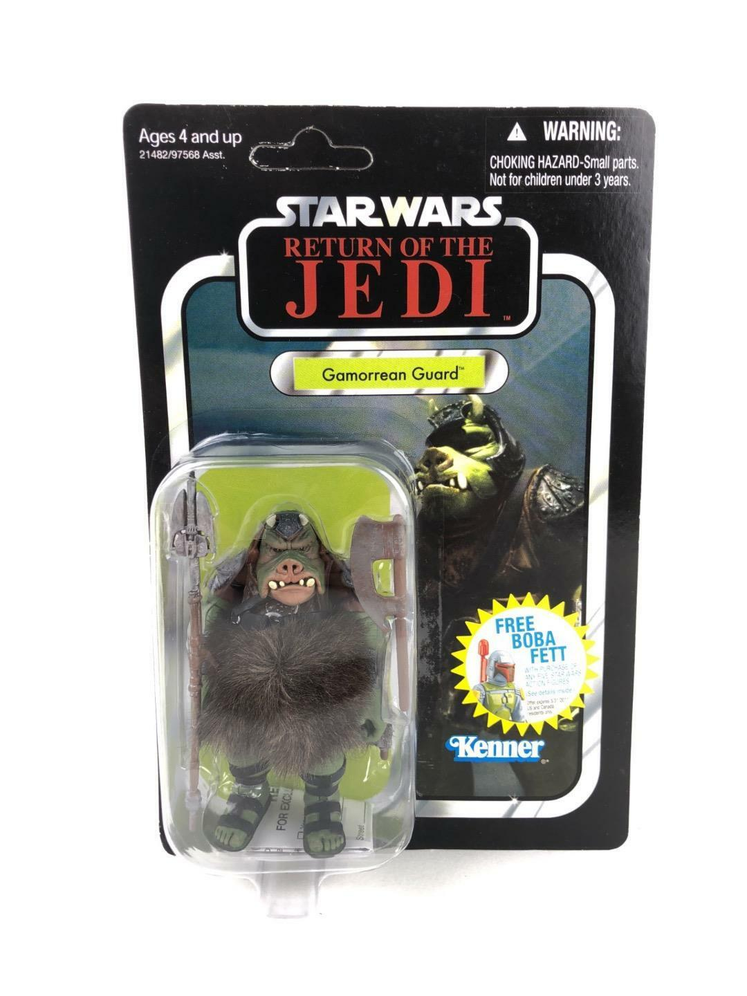 Star Wars Vintage Collection Gamorrean Guard VC23 UNPUNCHED 3.75