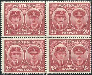 Australia-1945-SG209-2-d-Gloucester-block-MNH