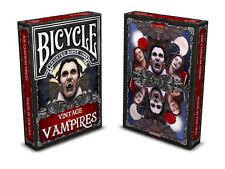 CARTE DA GIOCO BICYCLE VINTAGE VAMPIRES standard edition,poker size
