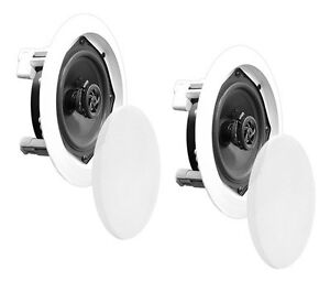 Pyle-Pro-5-25-034-Two-Way-In-Ceiling-Speaker-System-Pair-PDIC51RD