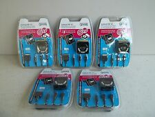 GEAR4 CARDOCK FM TRANSMITTER CHARGER FOR SAMSUNG, APPLE, HTC - BRAND NEW X 5