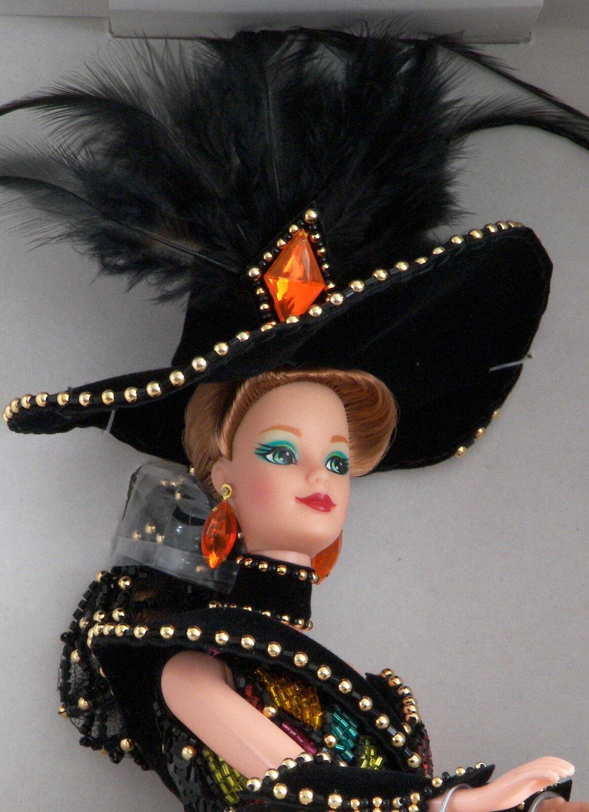 Bob Mackie Masquerade Ball Barbie NRFB