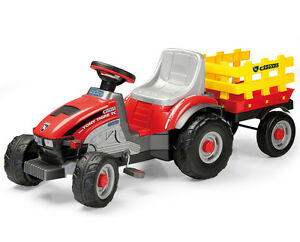 Mini-Tony-Tigre-Pedal-Ride-On-Tractor-By-Peg-Perego