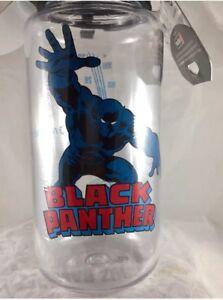1eb4a45c39 Image is loading Black-Panther-Classic-Marvel-Nalgene-Marvel-Wide-Mouth-
